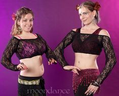 Lace Top - Idea Only as Moon Dance doesn't make the top big enough to hold these ta-tas!