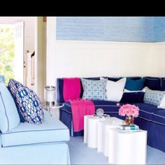 Admirable 11 Best Blue And Pink Rooms Images Pink Room Blue Rooms Gmtry Best Dining Table And Chair Ideas Images Gmtryco