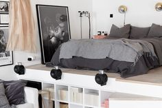 Stockholm Apartment | styling by Josefin Haag