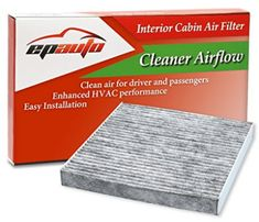 EPAuto Honda & Acura Premium Cabin Air Filter includes Activated Carbon: EPAuto Cabin Air Filter Provides clean air for driver and passengers, contains soda and carbon to generate fresh breeze air. Jeep Compass, Heating And Air Conditioning, Air Filter, Best Quotes, Filters, Cabin, Credit Cards, Credit Score, Car Products