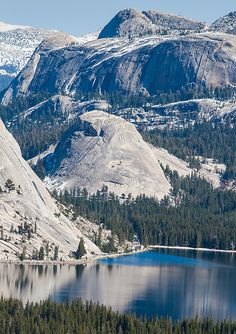 The high country on the eastern side of Yosemite National Park /// View from my favorite picnic perch | by Alaskan Dude