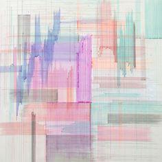 "Saatchi Art Artist: Joan Saló; Ink 2011 Painting ""Untitled"""