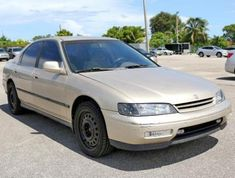 1994 Honda Accord LX sedan for sale under $1000 in Miami / Hollywood, Florida FL