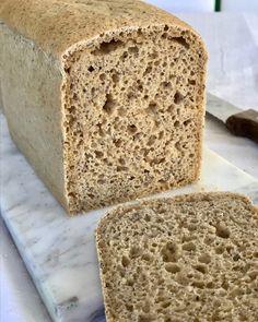 La receta de pan negro sin gluten más saludable | Modo Gluten Free