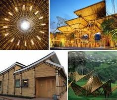 Image result for building with bamboo