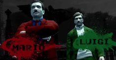 Super Mario Bros no Universo GTA