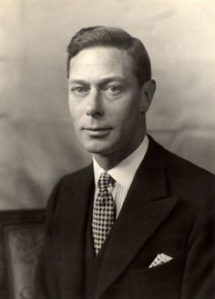 Courage - doing what you have to do, whether you want to or not, and doing it well : King George VI