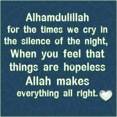 Alhamdulillah for that little test you give me. Best Islamic Quotes, Muslim Quotes, Islamic Inspirational Quotes, Islamic Qoutes, Reminder Quotes, Self Reminder, Allah Quotes, Quran Quotes, All About Islam
