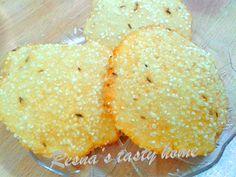 Resna's tasty home: Ney pathiri/ Ney pathil/ Poricha pathiri (Fried rotti)