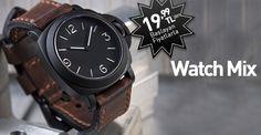 Watch Mix Saatler %65'e Varan İndirimle! Üstelik; 19,99 TL'den Başlayan Fiyatlarla!