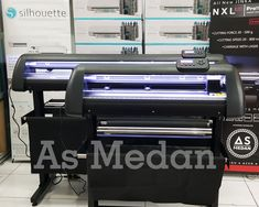 Mesin Cutting Sticker Jinka GC 721 LED Contour Terbaru.