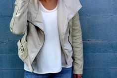Light Leather #spring #leather