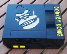 Donkey Kong NES Mod on Global Geek News.