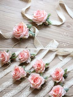Rustic corsage USD9.99 by Miss Hana Floral Design
