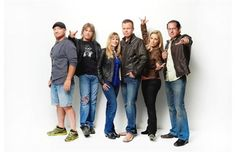 Can't wait to see this hilarious cast on Monday At 10 on Slice.  Lost and Sold: New reality show unearths surprising treasures