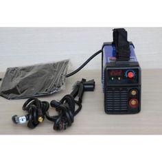 Инверторен IGBT електрожен MMA200 MINI-BLUE с дигитален дисплей - 1 година гаранция Walkie Talkie, Electronics, Consumer Electronics
