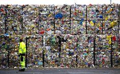 L'Europa e i rifiuti ecco come è andata nel 2014