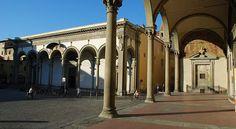 Ospedale degli Innocenti and Santissima Annunziata, Florence