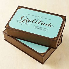 Year of Gratitude Gift Kit