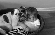 Baby & Bulldog