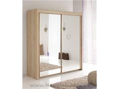Šatní skříň Carla- výběr barev Decoration, Oversized Mirror, Divider, Dakota, Room, Furniture, Design, Home Decor, Crafts