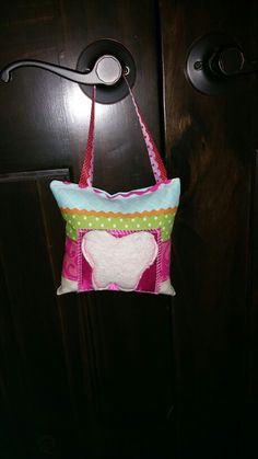 Tooth Fairy Pillow Tooth Fairy Pillow, Teeth, Diaper Bag, Warm, Quilts, Pillows, Diaper Bags, Quilt Sets, Tooth
