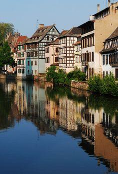 Strasbourg, Alsace, France |  (via: Just some Strasbourg)