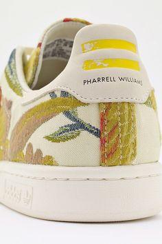 A Closer Look at the Pharrell Williams x adidas Originals