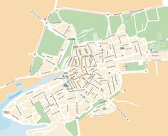 Mappa Ciutadella de Menorca - Cartina Ciutadella de Menorca