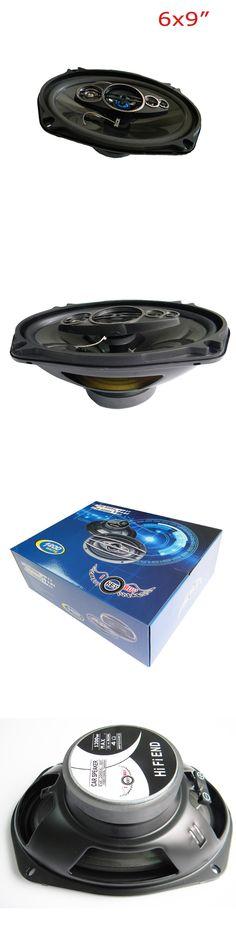 "new Arrival powerful 1200watts 6 x 9""  car louder tweeter speakers,  Hi Fi end auto  car audio acoustic speaker  horn"