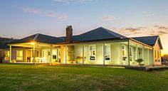 PAAL Kit Homes' Camden built in Upper Hunter, NSW.