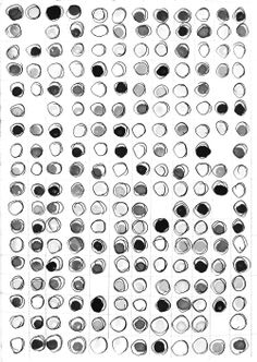 pattern by mary jo hoffman Doodle Patterns, Textile Patterns, Textiles, Print Patterns, Black White Pattern, White Patterns, Surface Pattern Design, Pattern Art, Circle Pattern