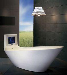 TV Tubs by Karim Rashid Designs