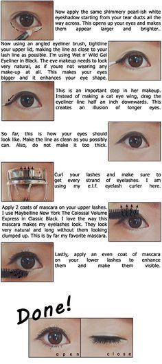 a peek into my life: Ulzzang Park Sora's Makeup Tutorial