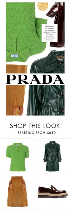 """Head to Toe Prada"" by cultofsharon ❤ liked on Polyvore featuring Prada and vintage"