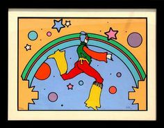 Peter Max back in the day