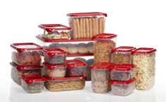 Clear Edge® is the latest custom plastic storage containers for your pantry. This modern clear view design is stylish and functional. The range boasts a modular construction that enables them to save space and makes organisation easy. Pantry Storage, Kitchen Organization, Organizing, Plastic Container Storage, Food Storage Containers, Perfect Food, Getting Organized, Storage Solutions, Meals