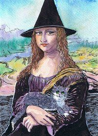 Most popular images. Search: mona lisa