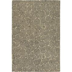 Artist's Loom Hand-tufted Contemporary Wool Rug