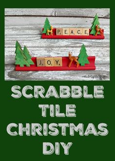 109 best scrabble tile crafts images on pinterest gifts bricolage what to do weekends 148 crafts a la mode solutioingenieria Choice Image
