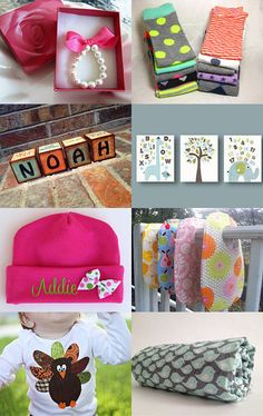 Baby Must Haves (from a mother's point of view) by PrtSkin http://www.etsy.com/shop/PrtSkin --Pinned with TreasuryPin.com