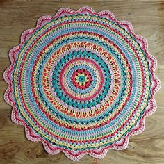 Springtime Sampler Mandala | Flickr: Intercambio de fotos