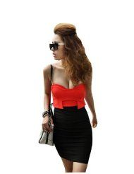 #Krazy Cocktail Party Evening Dress  party fashion #2dayslook #new style #partyforwomen  www.2dayslook.com