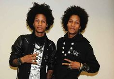 This is Laurent and Larry Bourgeois. AKA Les twins.   Why You Need To Be Obsessed With Les Twins Right This Second