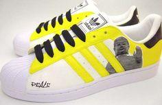 Adidas Superstar II Custom Design From Sole Brother