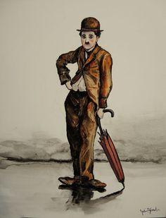 Charlie Chaplin by paintmyfaceoff on DeviantArt