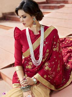 Saree Jacket Designs, Blouse Designs High Neck, Cotton Saree Blouse Designs, Best Blouse Designs, Frock For Women, Designs For Dresses, Party Wear Sarees, Varanasi, Lehenga