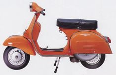 would love to ride this. Piaggio Vespa, Vespa Lambretta, Triumph Motorcycles, Custom Motorcycles, Motor Scooters, Vespa Scooters, Ducati, Chopper, Motocross