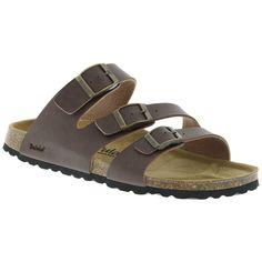 db772a206da4 Betula by Birkenstock Leo Multi Strap Slip-On Sandal ( 50) ❤ liked on