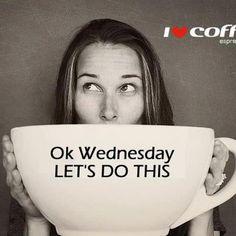 Happy Wednesday Coffee Bean Lovers!...:)